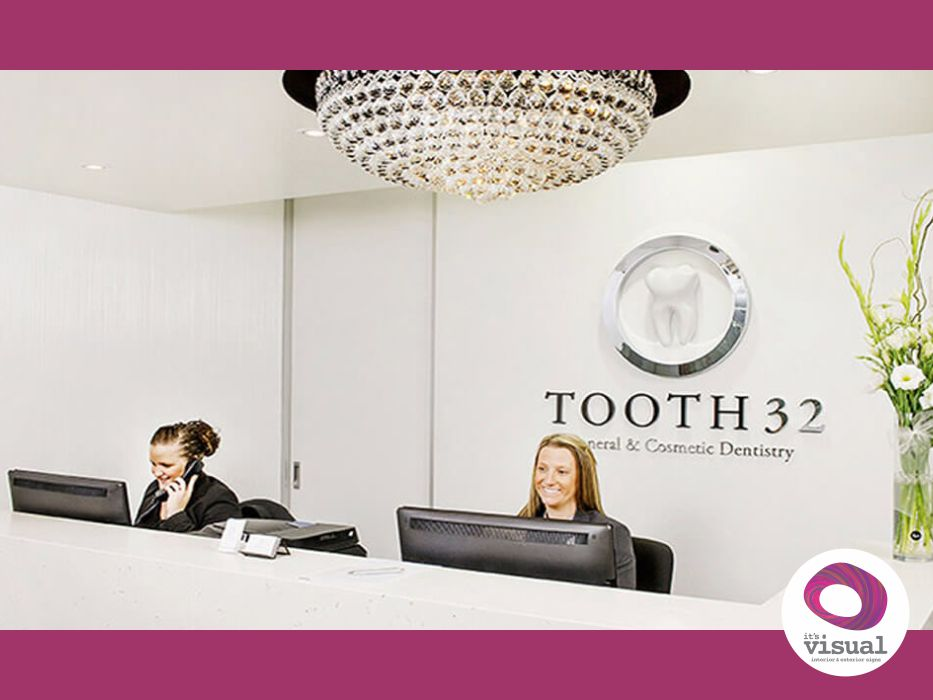 Dentist Retail Fit Out